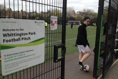 Whittington Park London