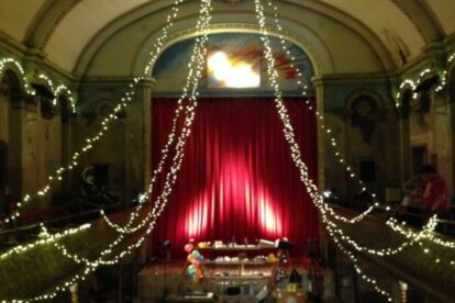 Wilton's Music Hall London