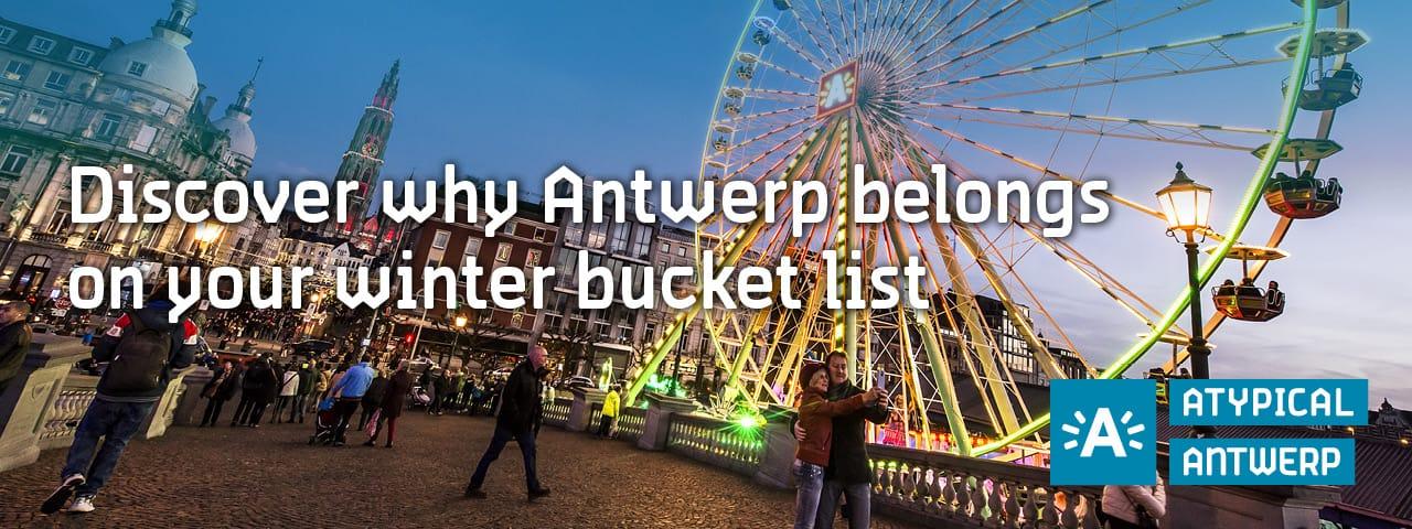 Antwerp campaign header banner