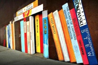Bukowski Mural Los Feliz Los Angeles