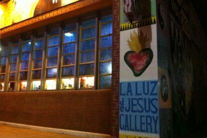La Luz De Jesus Gallery Los Angeles