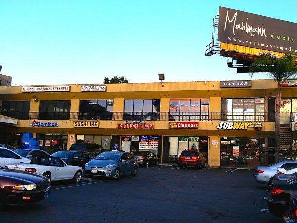 Al Wazir Chicken Los Angeles