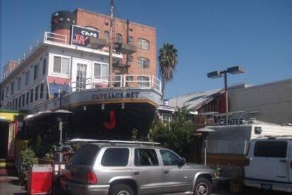 Café Jack Los Angeles