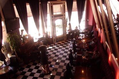 Café Loft Los Angeles
