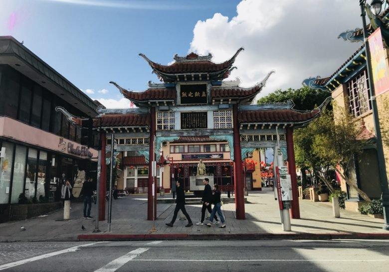 Chinatown LA Los Angeles