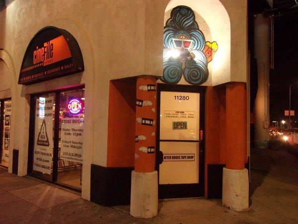 Cinefile Video Los Angeles