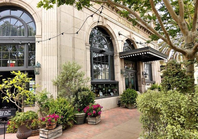Culver Hotel Bar Los Angeles