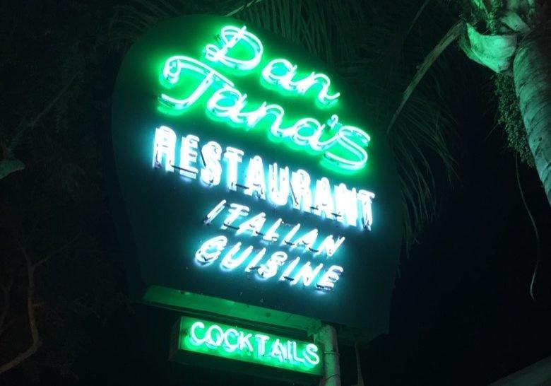 Dan Tana's Los Angeles
