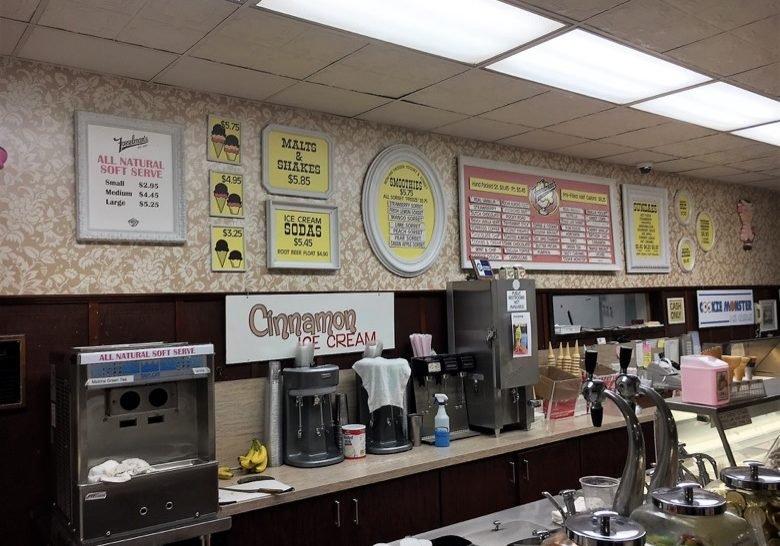 Fosselman's Ice Cream Los Angeles