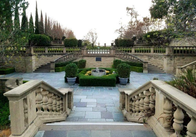 Greystone Mansion Los Angeles