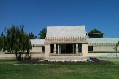 Hollyhock House Los Angeles