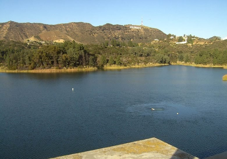 Lake Hollywood Park Los Angeles