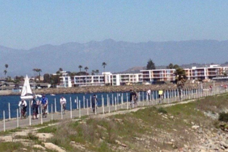 Marvin Braude Bike Path Los Angeles