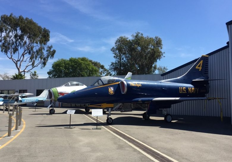 Museum of Flying Los Angeles