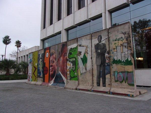Museum Row Public Art Los Angeles