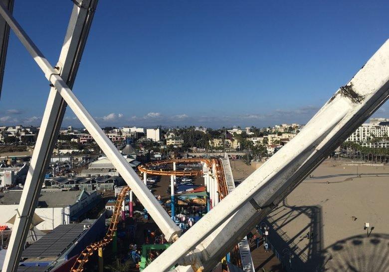 Pacific Wheel Los Angeles