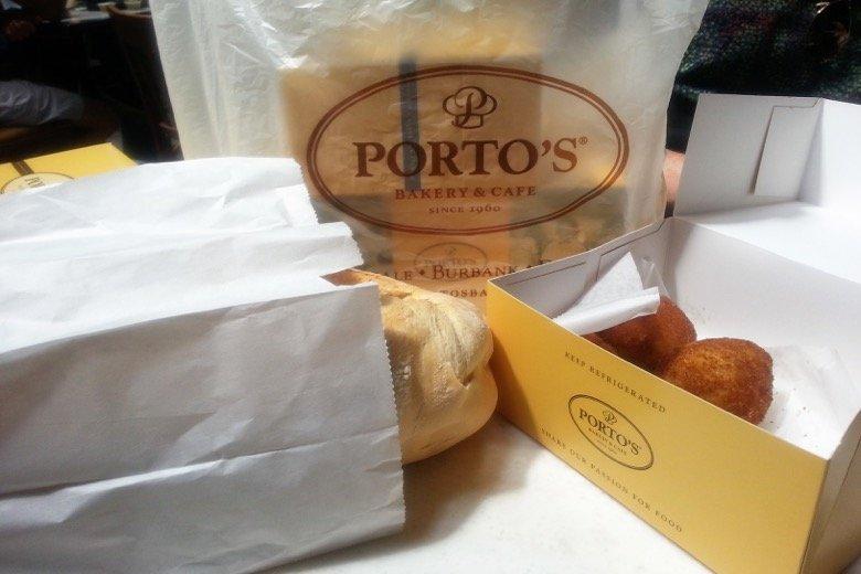 Porto's Bakery Los Angeles