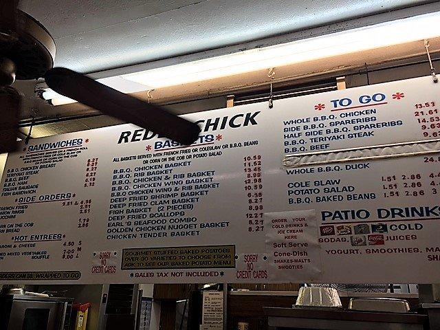 Reddi Chick Los Angeles