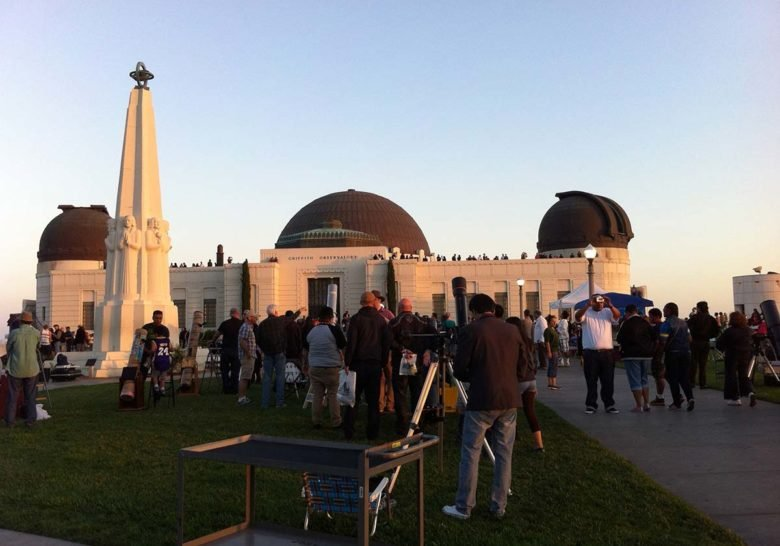 Star Party at Griffith Observatory Los Angeles