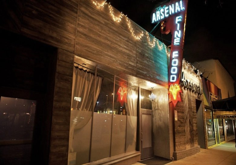 The Arsenal Los Angeles