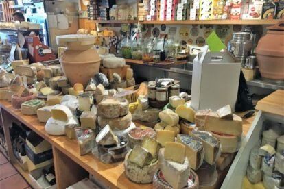 The Cheese Store of Beverly Hills Los Angeles