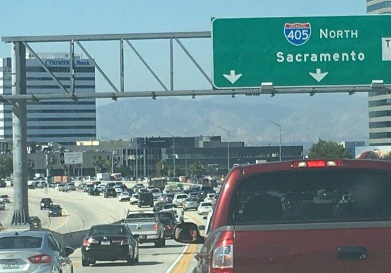Traffic & KDAY Los Angeles