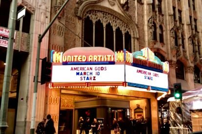 United Artists Theater Los Angeles