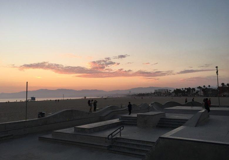 Venice Beach Skatepark Los Angeles