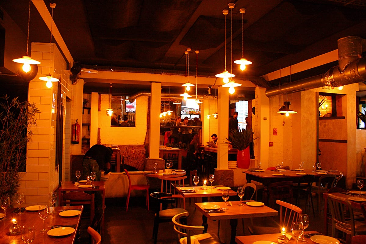 Restaurants madrid tips by locals spotted by locals for Restaurante la mucca madrid calle prado