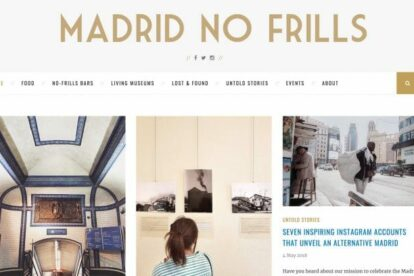 Madrid No Frills