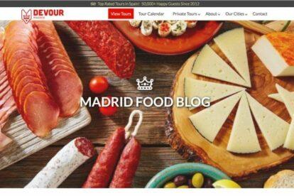 Madrid Travel & Food Blog