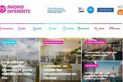 Madrid Diferente blogs