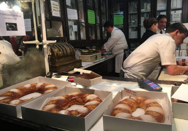 Antigua Pastelería del Pozo Madrid