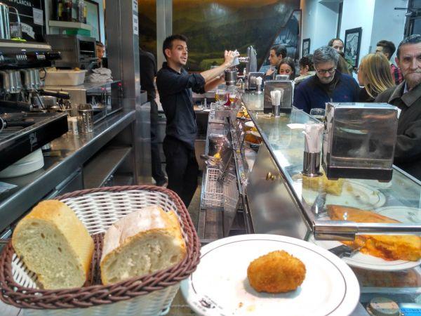 Bar Casa Paco – Tortilla and croqueta heaven