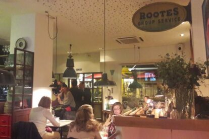 Bendita Locura – Perfect little coffee shop