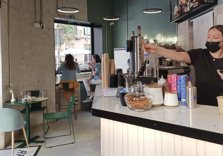 Bô Coffee Madrid