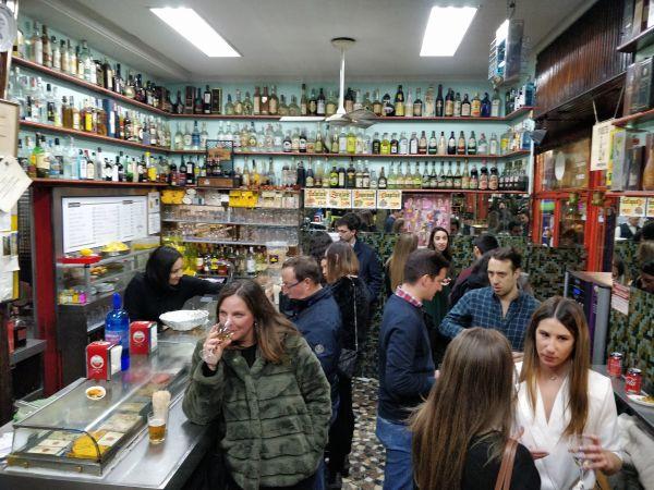 Bodega De La Ardosa Madrid Spotted By Locals