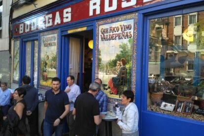 Bodegas Rosell – The Spanish food you came here for