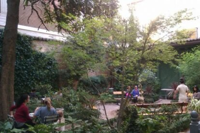 Café del Jardín – Hidden and romantic gem