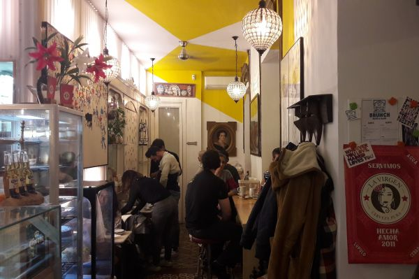 Cafe Farmacia – From pharmacy to coffee shop
