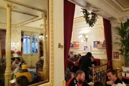 Café Manuela Madrid