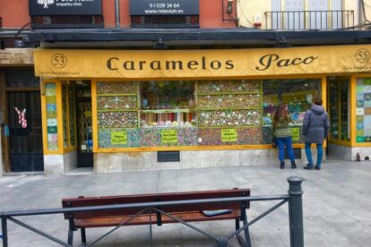 Caramelos Paco Madrid