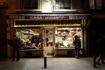 Casa Gonzalez Madrid