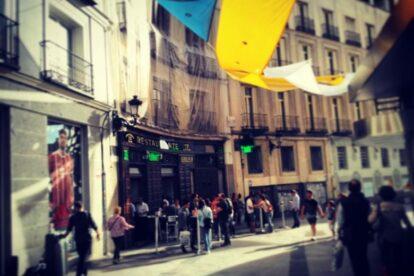 Casa Labra Madrid