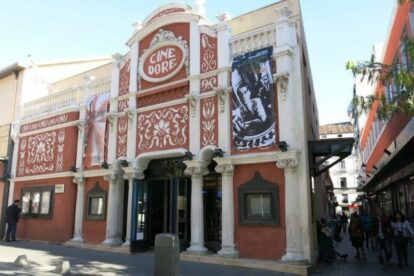 Cine Doré – Filmoteca – Cult films – vintage screen