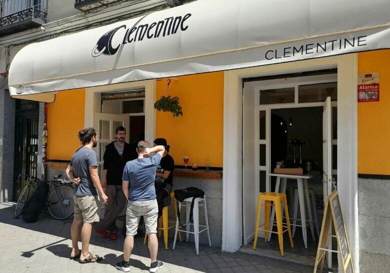Clementine Cafe Bar Madrid