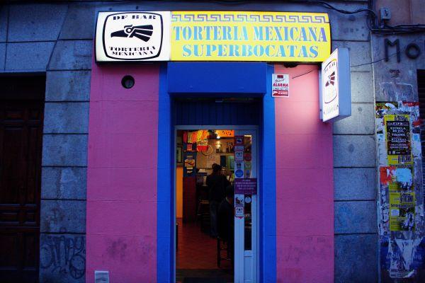 DF Bar Madrid