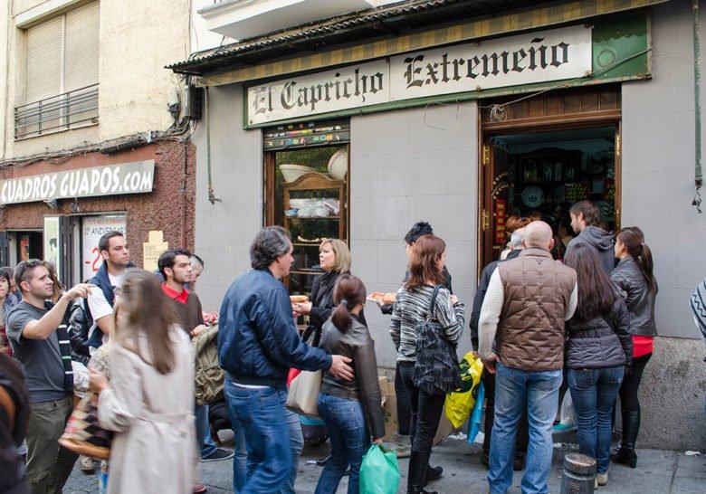 El Capricho Extremeño Madrid