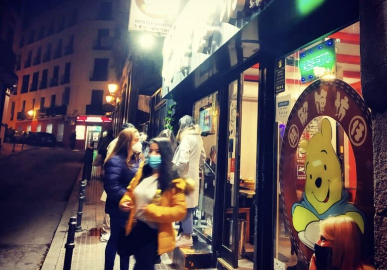 El Winnie (Xiongzai) Madrid