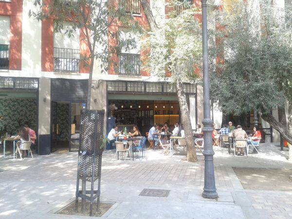 Frida Gastro Bar Madrid